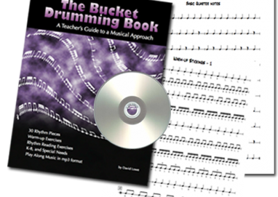 The Bucket Drumming Book