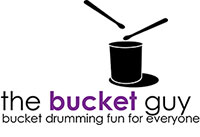 the bucket guy logo